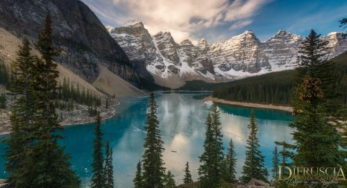 All Eyes On You-MoraineLake-Alberta-Canada