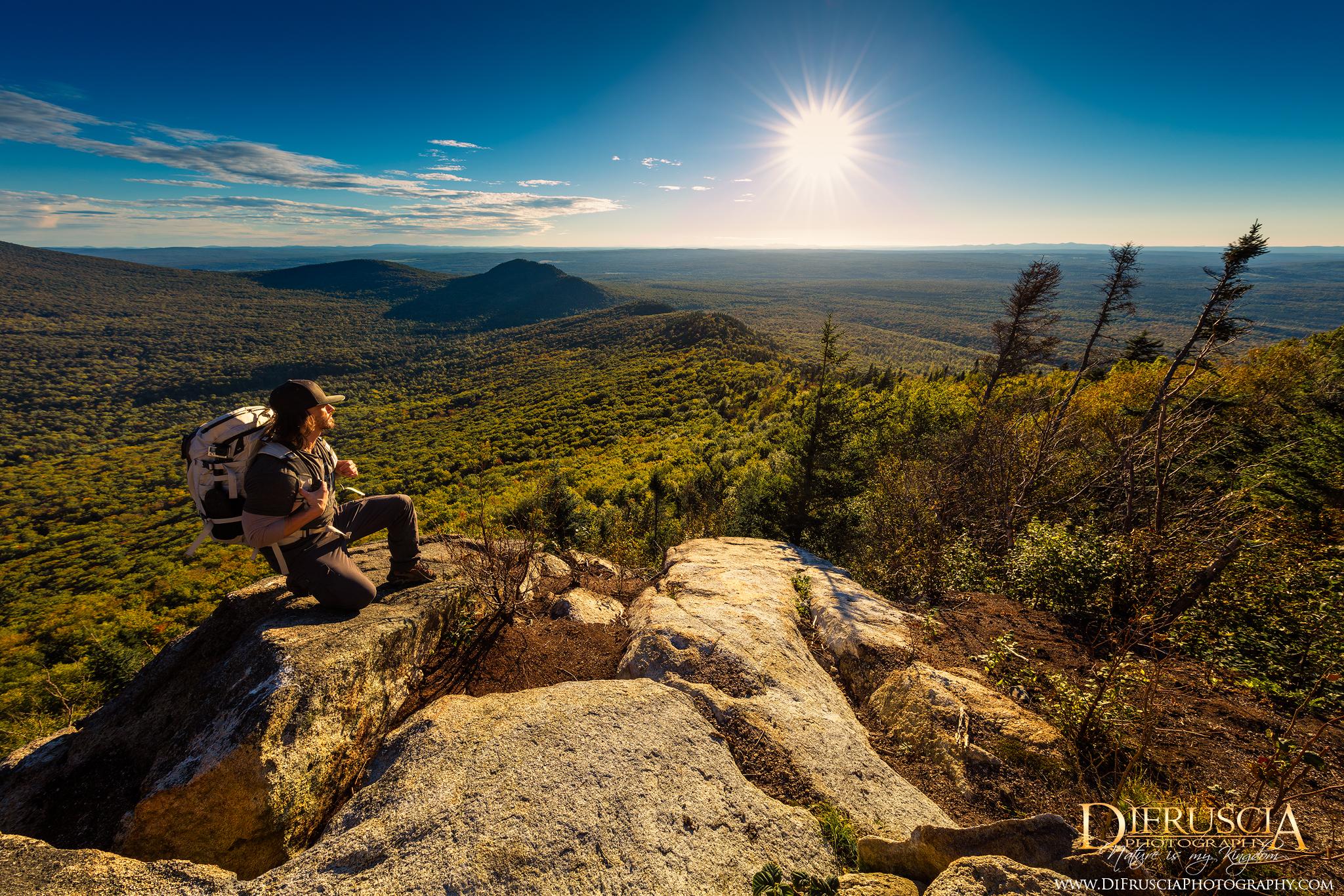 Exploring Mt Megantic Quebec Canada Di Fruscia Fine